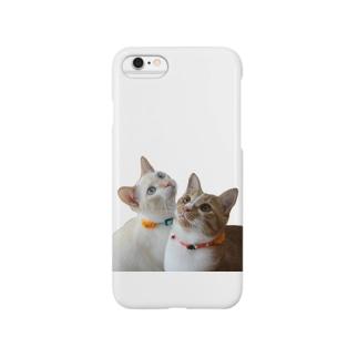 ココナッツ Smartphone cases