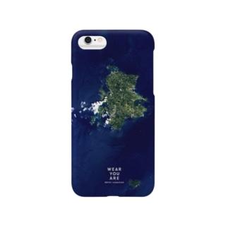 長崎県 壱岐市 スマートフォンケース Smartphone cases