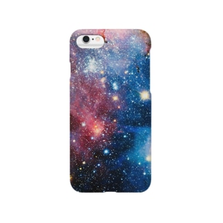 銀河カクテル Smartphone cases