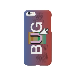 BUGオリジナルグッズ Smartphone cases
