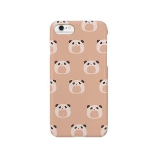 ぱんだになりたい Smartphone cases