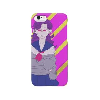 不良女子 Smartphone cases