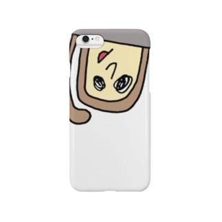 さるくん Smartphone cases