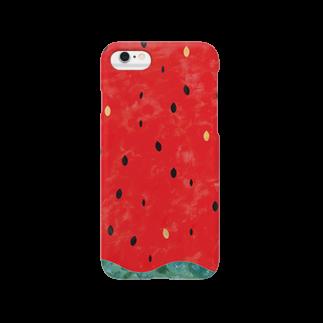 shirokumasaanの夏の味 Smartphone cases
