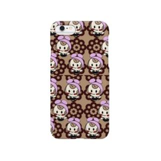 可愛いバニーちゃん Smartphone cases