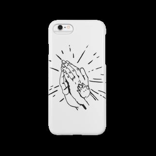 マグダラのヒカル@堕天使垢の祈り Smartphone cases