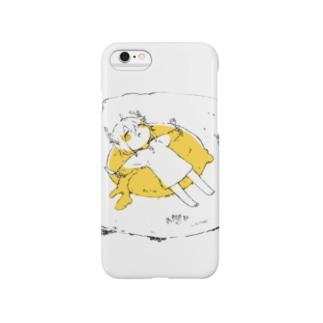 とろけるベーコンエッグ Smartphone cases