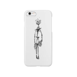 しゅわしゅわ Smartphone cases
