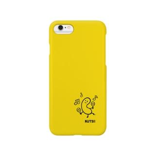NUTS!!_dancing Smartphone cases