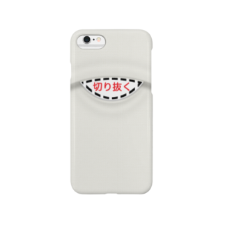 牛のTシャツ屋の例の Smartphone cases