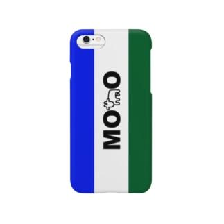 MO(牛)O Smartphone cases