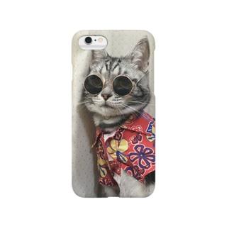 ちょいワルうーろん Smartphone cases