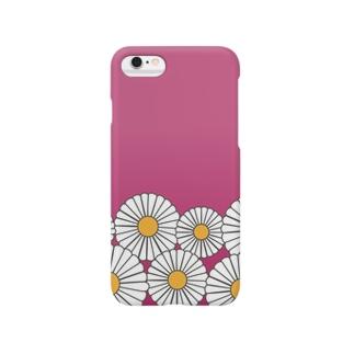 ひな菊 Smartphone cases