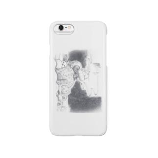 TARACOちゃん~グリーンランド編~ Smartphone cases