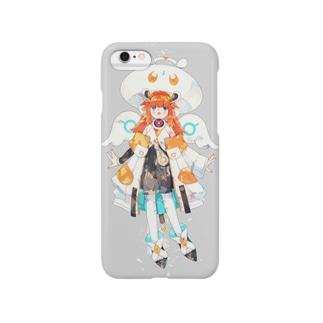 クリオネガール Smartphone cases