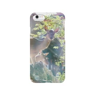 バンビシャボン Smartphone cases