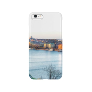 Stockholm view Smartphone cases