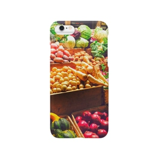 mix vegetable Smartphone cases