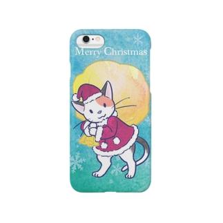 ミッチのクリスマス Smartphone cases
