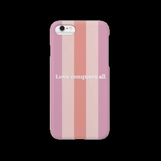 こんなの欲しいをご提供!ArtDesiartの可愛いボーダー Smartphone cases