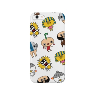 『メドゥ~さん』神話家全員集合 Smartphone cases