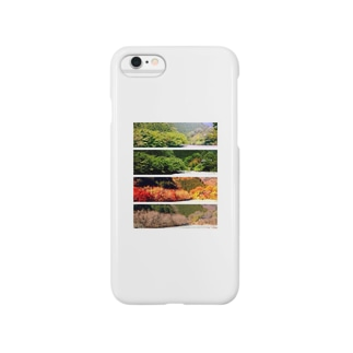 KAKUREGA(春夏秋冬) Smartphone cases