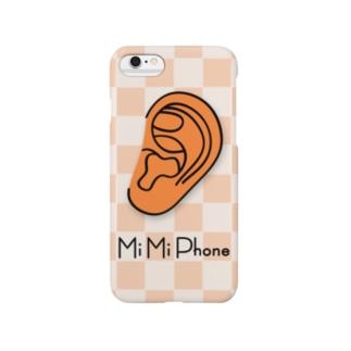 MiMi(耳) Smartphone cases
