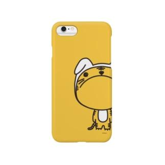 うさとら。 Smartphone cases