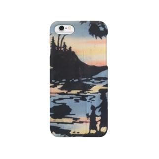 インドネシアのバリ島 Smartphone cases