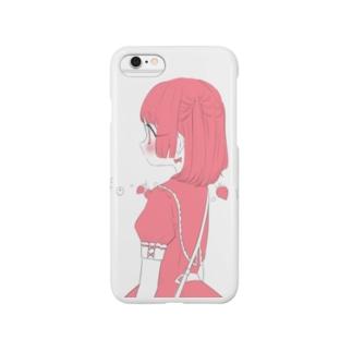 おでかけガール Smartphone cases