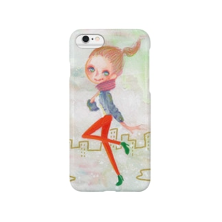 Motion Girls -Green boots- Smartphone cases