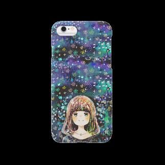 *momochy shop*のほしぞら Smartphone cases