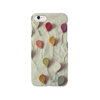 バルーン Smartphone cases