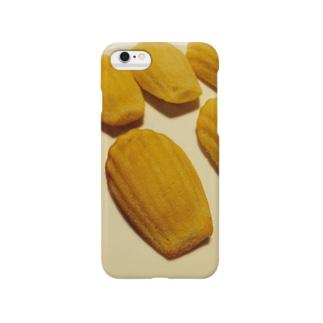 マドレーヌ Smartphone cases