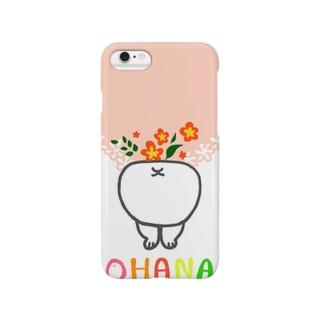 OHANAちゃん Smartphone cases
