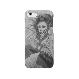 人魚姫の事情 Smartphone cases
