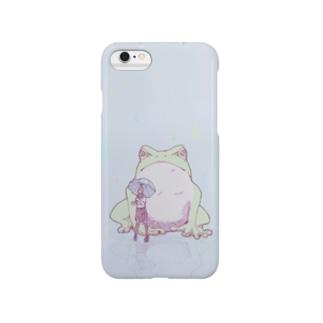 かえる Smartphone cases