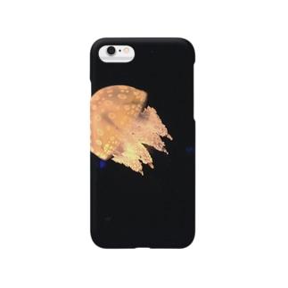 Jellyfish スマートフォンケース