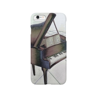 歪ピアノ 原石 Smartphone cases