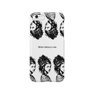 who I really am. Smartphone cases