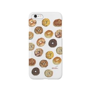 ベーグル Smartphone cases