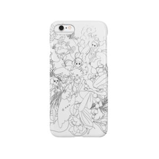 🌱芽生え🌱 Smartphone cases