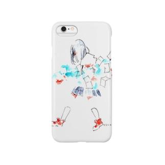 考え事 Smartphone cases