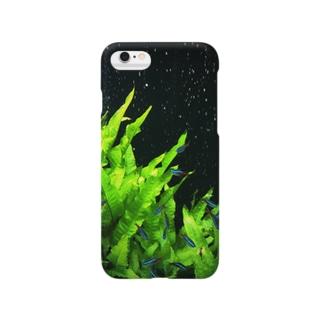 アクアリウムNo.1 Smartphone cases