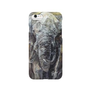 エレファントsmart phone,iphoneのケース Smartphone cases