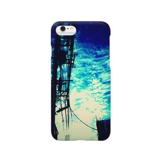 青く Smartphone cases