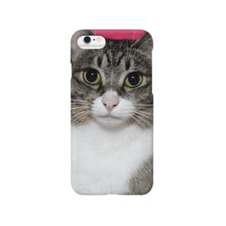 よもぎちゃん Smartphone cases