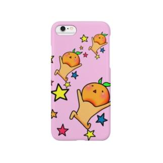 HAPPYみかんちゃん Smartphone cases