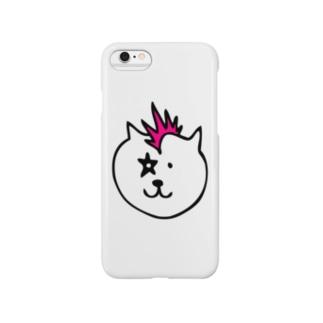 モヒニャン Smartphone cases