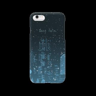 春雨工房(仮)の都会 Smartphone cases